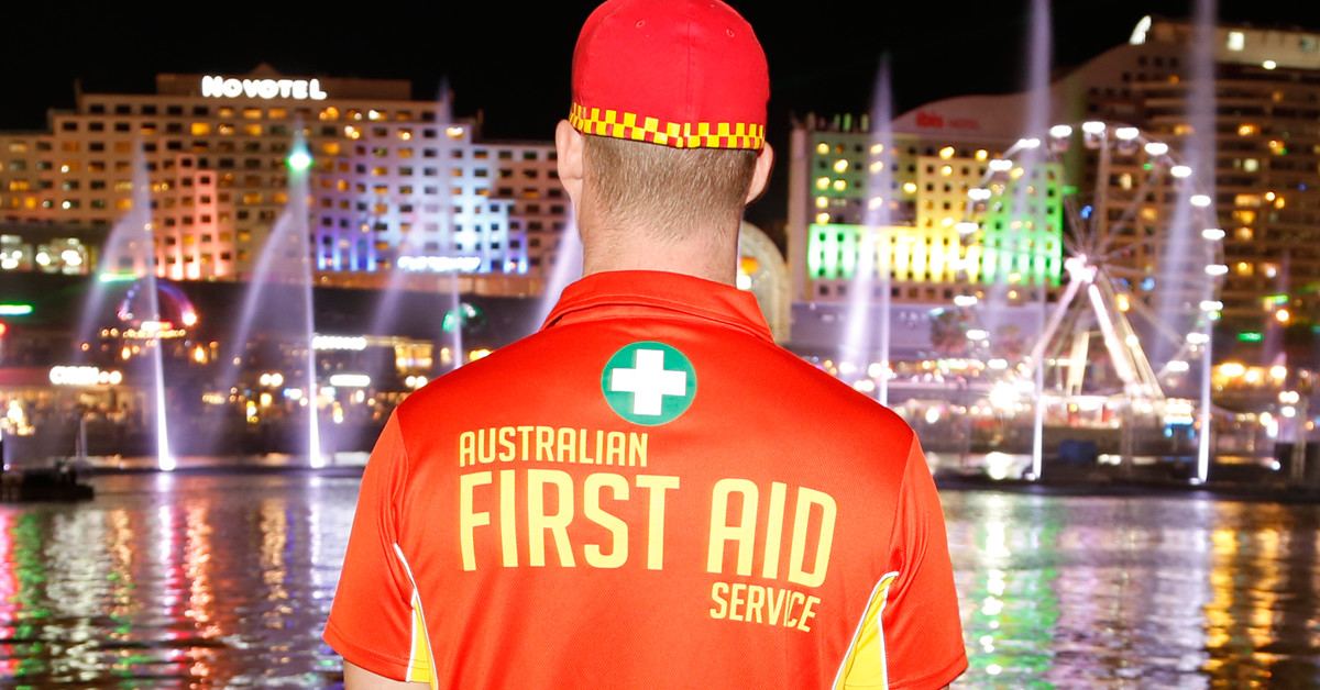 First Aid - Australian Event Safety Services